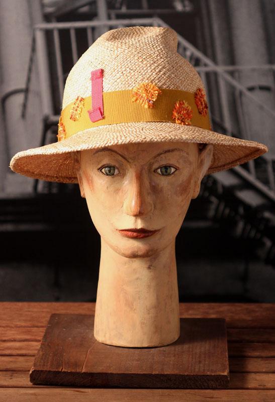MOCO SASACO 2018初夏の新作帽子